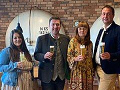 Neueröffnung: Bierapotheke der Schärdinger Brauerei Baumgartner