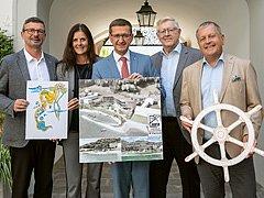 JUFA-Hotel Engelhartszell wird gebaut