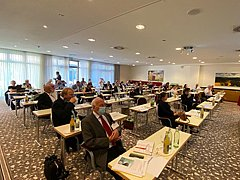 Sonder-Fachtagung der Binnenschifffahrt in Nürnberg