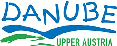 Logo of the region Danube Upper Austria