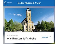 Donau-Geschichten-App